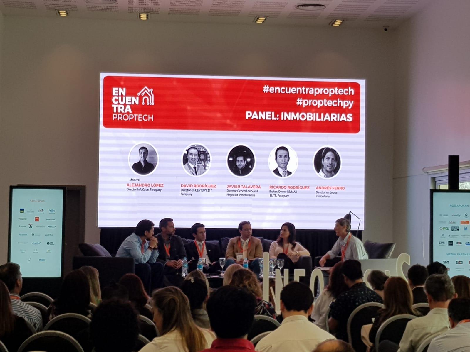 El Encuentra PropTech fue la cita del año para el Real Estate en Asunción