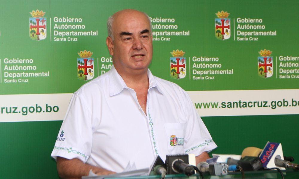 Entrevista a José Luis Parada, asesor económico de la Gobernación de Santa Cruz: una ciudad que sigue en crecimiento