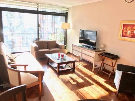 Apartamento - Pocitos. Con Garaje, Box Y Losa.