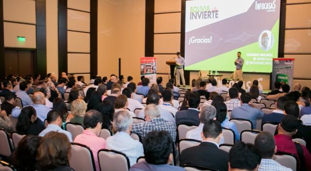 El evento Bolivia Invierte de InfoCasas fue un éxito total en Santa Cruz de la Sierra