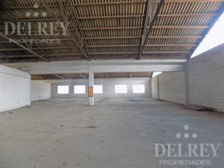 Alquiler Depósito - Malvin Norte Delrey Propiedades