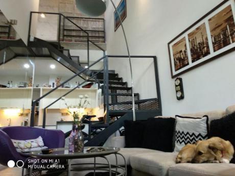 Moderno Apartamento Tipo Loft En Excelente Estado En  Pocitos