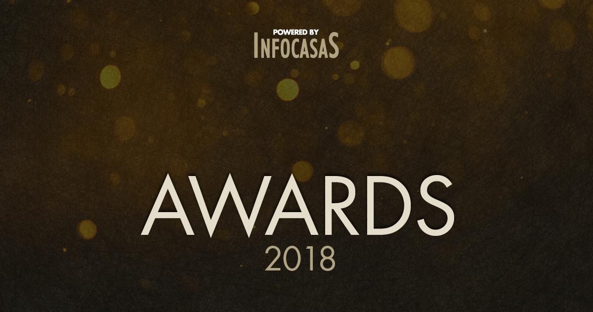 Los usuarios de InfoCasas elegirán a los ganadores de los Awards 2018