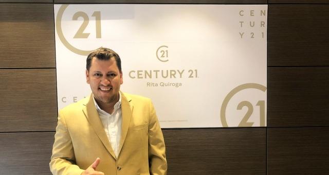 Resultado de imagen para Pablo Quiroga, director de Century 21 Bolivia.